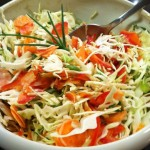 Spring-fresh Coleslaw with Chives