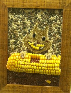 Another fair food:  Sweet Corn for All!